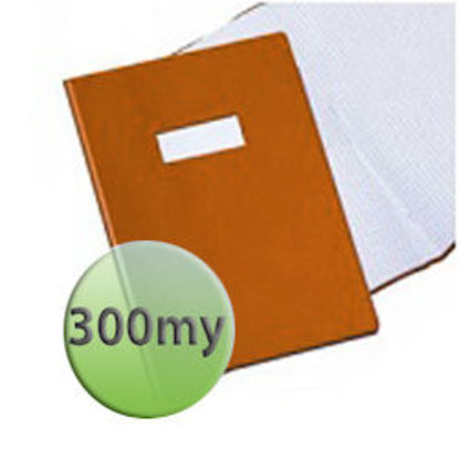 Immagine di Copertina per quaderni A4 300 micron marrone