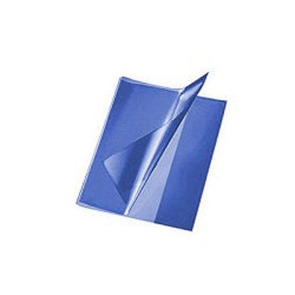 Immagine di Copertina per quaderni A5 180 micron blu