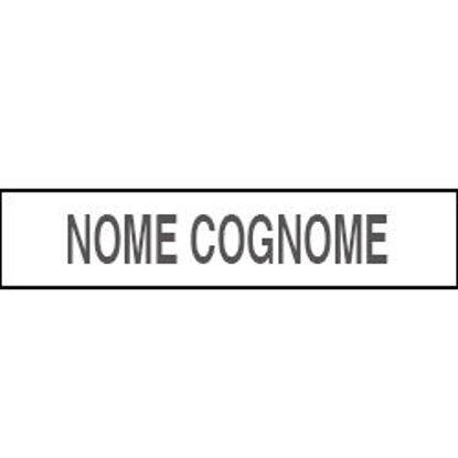 Immagine di Personalizzazione di ogni singolo pezzo con nome cognome